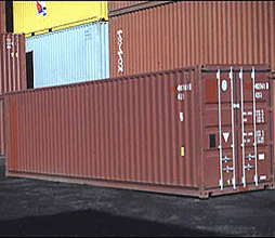colorado 40ft shipping container