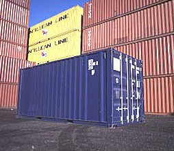 Miami 10ft shipping container